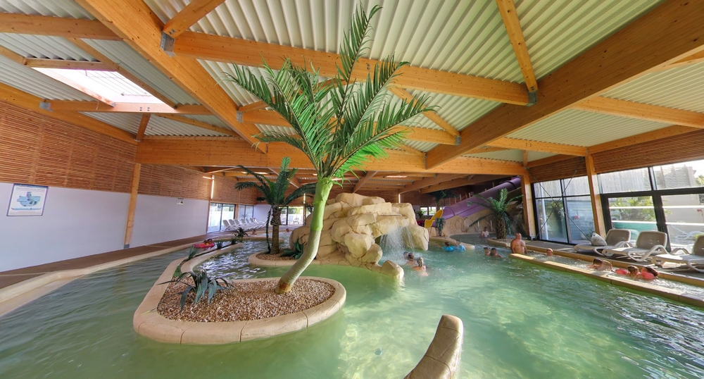 Camping avec piscine et espace aquatique le croisic 44 - Camping gerardmer piscine couverte ...